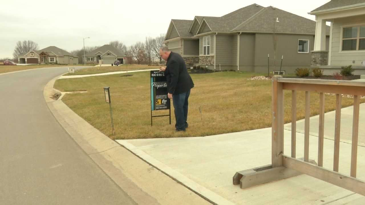Americans bought homes at fastest pace in nearly 11 years, as sales climbed 5.6 percent in November. (KCTV5)