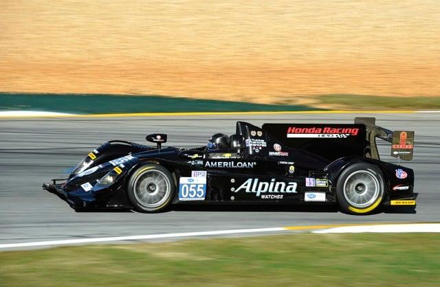 Tucker has raced in the American Le Mans Series. (AP)
