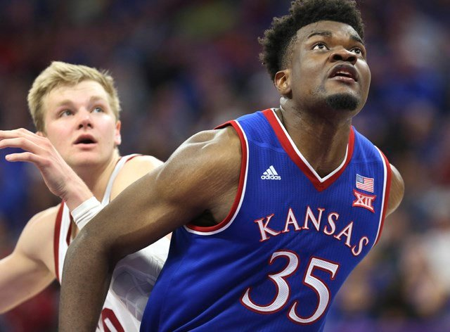 Azubuike upped his season dunk total to 49, shot 12 for 15 and came into the game ranked second in NCAA Division I field-goal shooting percentage at 77.6 - and raised that to 77.9. (AP)