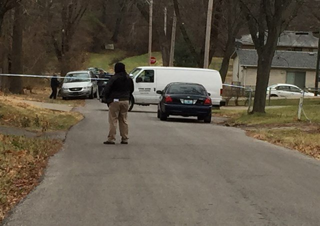 Police received a medical callat about 8:43 a.m. from the 4500 block of Spruce Avenue. (KCTV5)