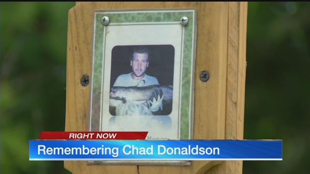 Chad Donaldson. (KCTV)