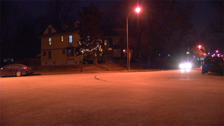 Police are investigating after a 28-year-old KCK man was shot and killed Saturday. (KCTV)