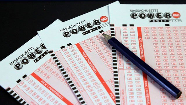The lottery jackpot numbers just keep climbing. (AP)