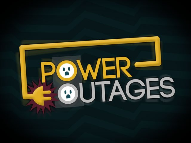 Power is back on in Carrollton after a blown fuse left the entire town powerless on a bitterly cold night. (AP)