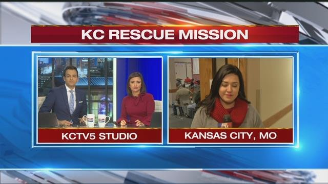 Kansas City Rescue Mission In Need Of Donations As Brutal