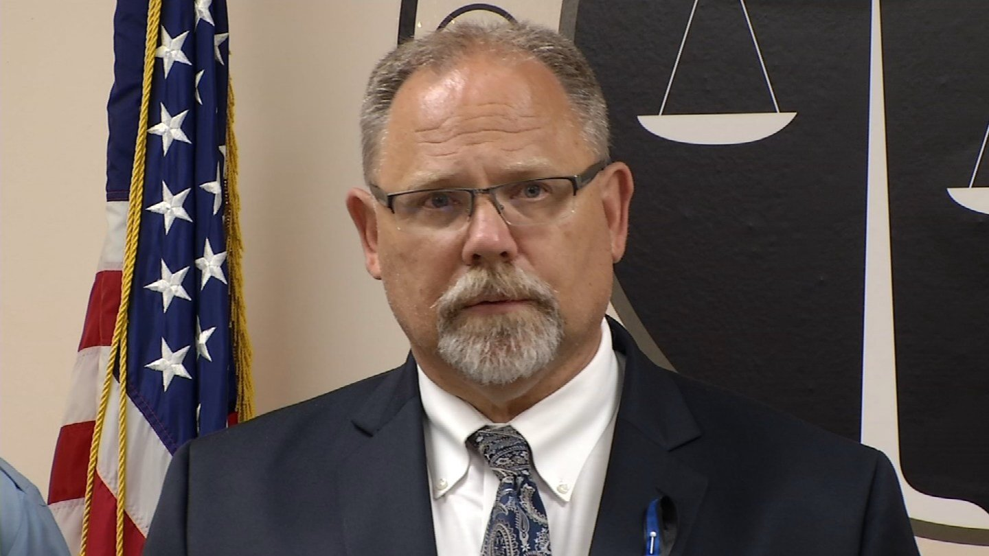 Allegations of sexual harassment target former Wyandotte County District Attorney Jerome Gorman. (KCTV5)