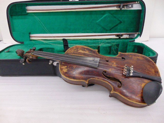 A fiddle once owned by country music legend Roy Acuff is expected to generate thousands of dollars for the Goodwill organization in the Kansas City area. (shopgoodwill.com)