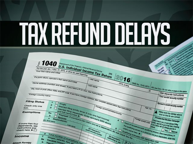 A stateauditshowsMissouriis paying outincometaxrefundslater and later because the state is short on cash. (AP)