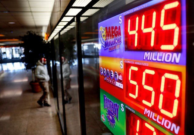 A 20-year-old Florida man has claimed the $451 million Mega Millions jackpot, choosing to get $282 million at once instead. (AP)