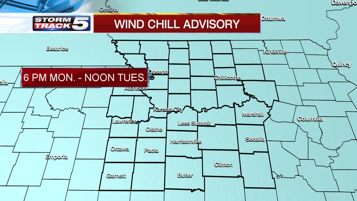More Snow And Sub-Zero Wind Chills For Mid-Week