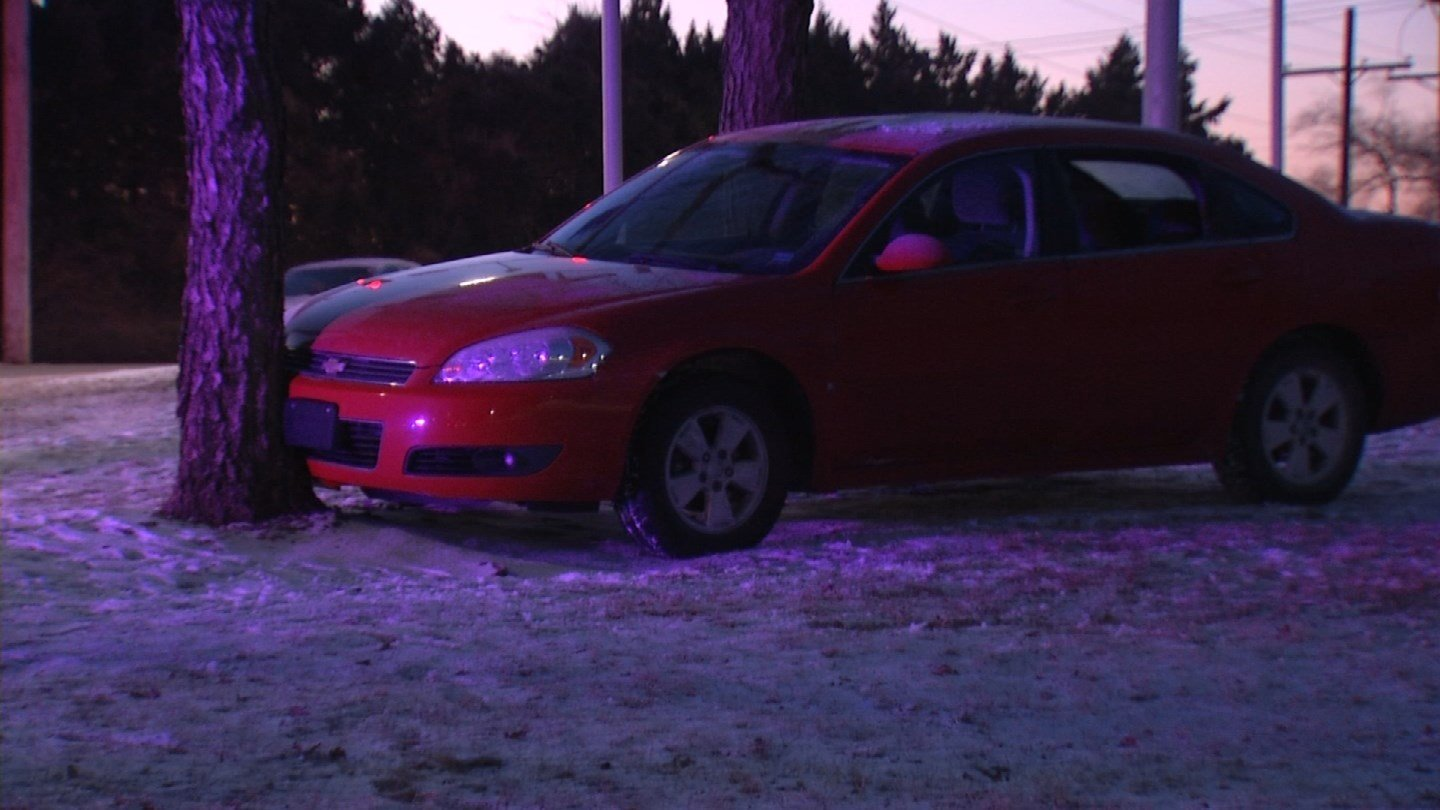 Police said the woman was found about 6 a.m.in her car north of the KU Dialysis center, 4720 Rainbow Blvd. (KCTV5)