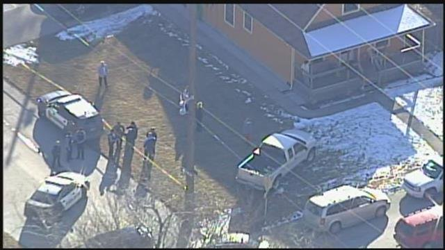 Police in KCK are working a homicide near 9th Street and Mill Street. (Chopper5)