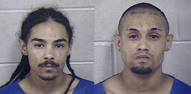 Miguel Love, left, and Antonio Love, right. (KCTV)