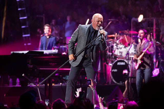 Billy Joel will be coming to Kansas City for a concert at Kauffman Stadium. (LiveNation)