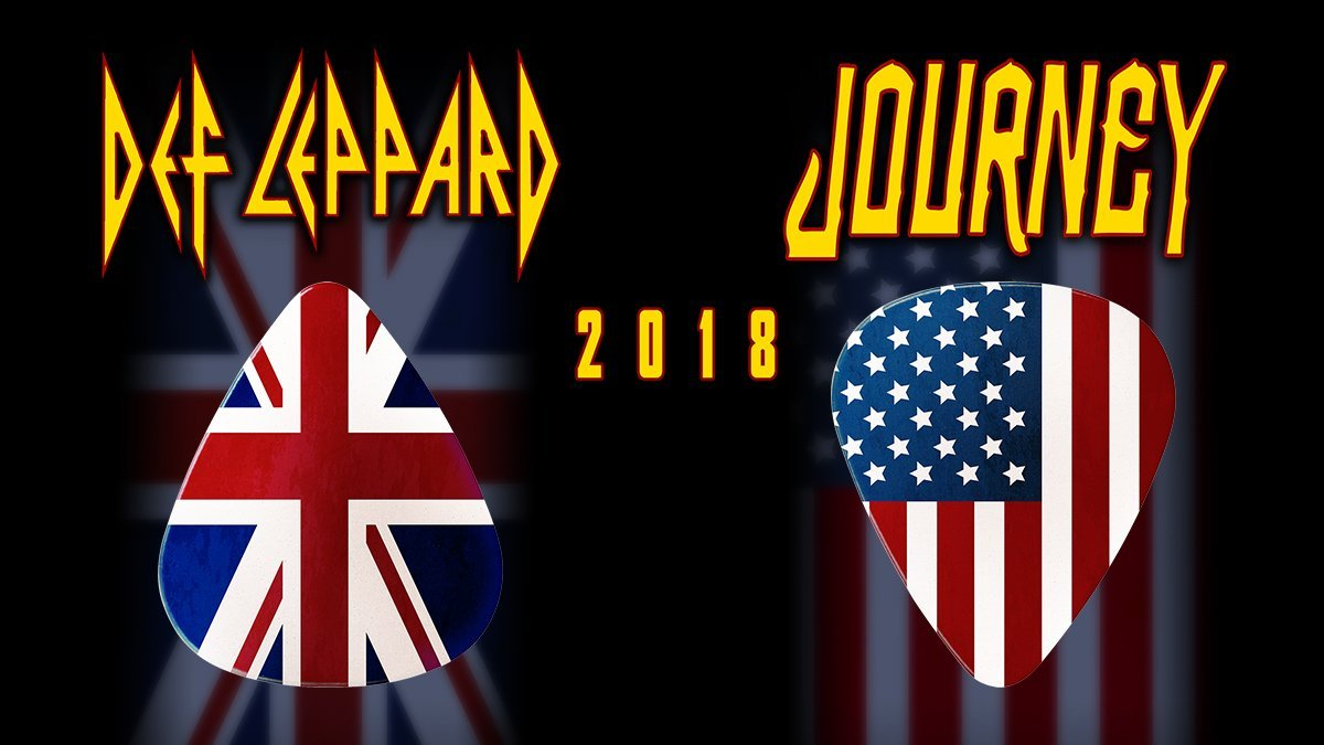 Journey and Def Leppard will perform at the Sprint Center on Wednesday, July 25. (Sprint Center)