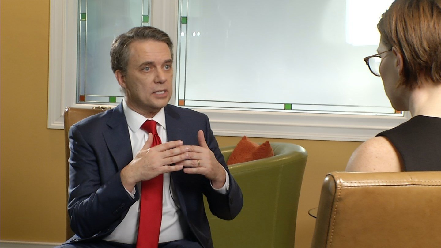 File photo of Jeff Colyer. (KCTV5)