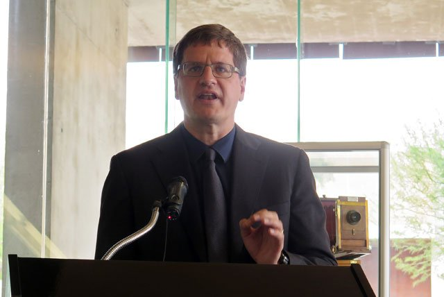 Brian McClendon announced his candidacy Monday. (AP FILE PHOTO)