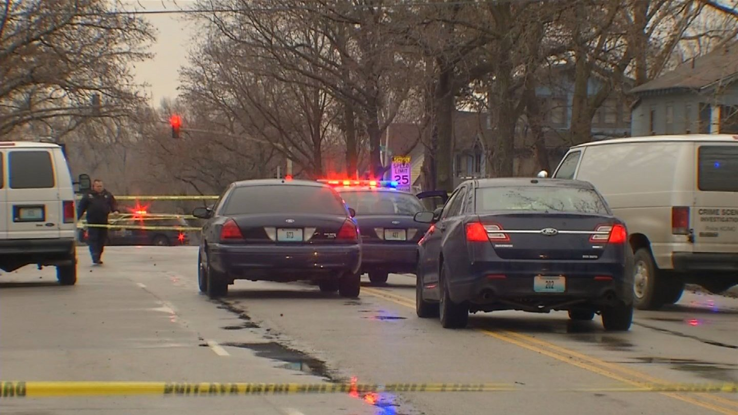 Police are investigating a fatal shooting at Gregory Boulevard and Indiana Avenue.(KCTV5)