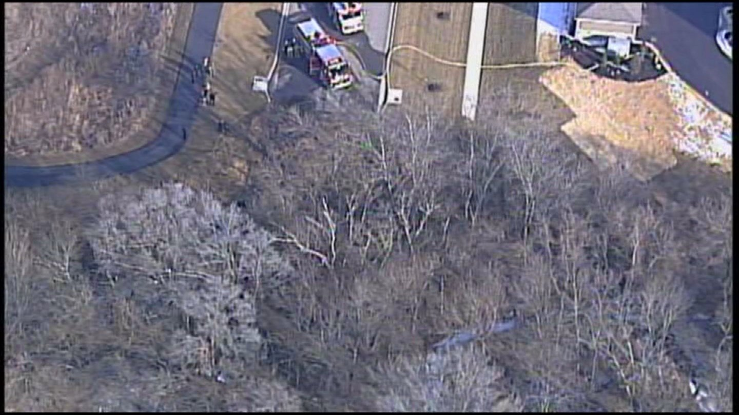 The crash happened at about 2:30 p.m. near 133rdand SGreenwood Streets. (Chopper 5)