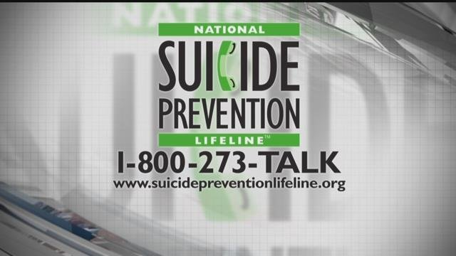 There is help available for those who need it. (KCTV5)