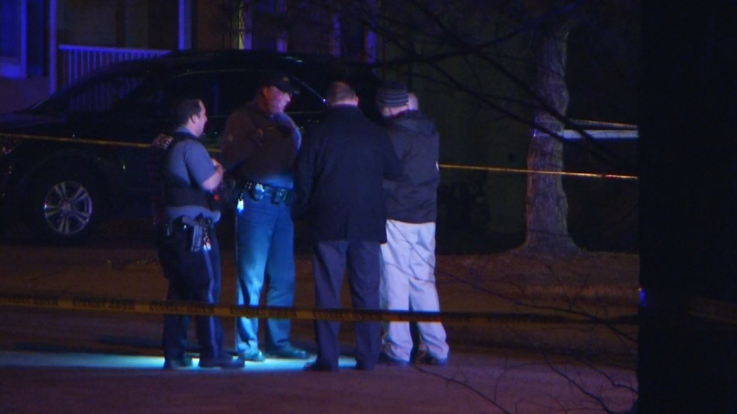 Police say a 10-year-old boy called 911 after his mother was fatally shot inside her home on the city's east side. (KCTV5)