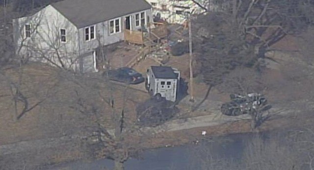 Officers were called at about 8:30 a.m. to a house in the 2900 block of Welborn Lake Drive. (KCTV5)