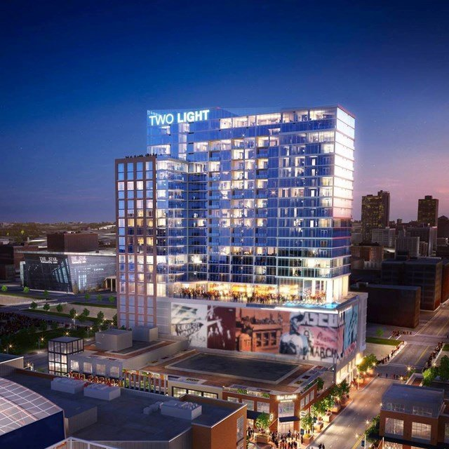 Officials say Spark KC is an affordable place where entrepreneurs and startups can grow their businesses. (Two Light Luxury Apartments/Facebook)