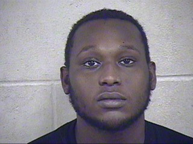 Mustafa R. Ali, 21, pleaded guilty Tuesday to second-degree robbery, second-degree assault and two counts of armed criminal action. (Jackson County Jail)