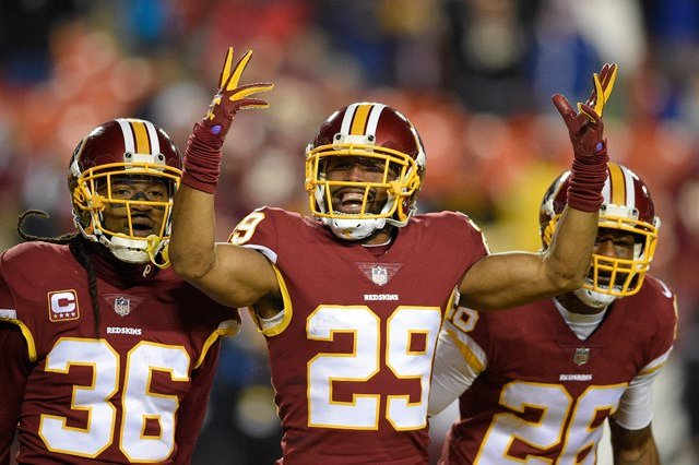 Kendall Fuller, a third-year cornerback is part of the haul coming to the Chiefs, according to a report from ESPN's Adam Schefter. (AP)