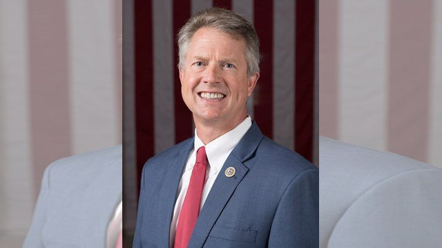 Marshall is an obstetrician from Great Bend. He said in a tweet that he performed CPR on the truck's driver. (Facebook/Congressman Roger Marshall, M.D)