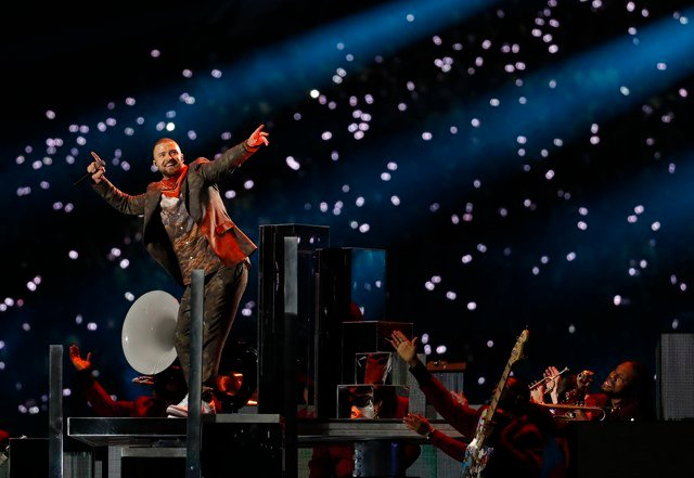 Justin Timberlake announced Monday that he will perform his The Man of the Woods Tour at the Sprint Center on December 10. (AP)