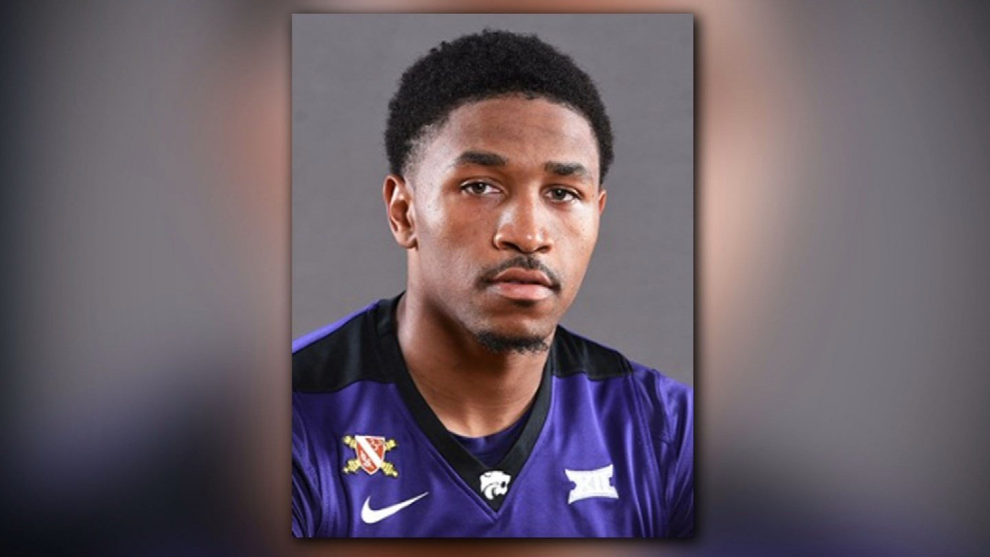 So far, there have been no arrests in the case, but police say they are still working on it. The incident report shows the gunfire came from Kansas State basketball player Amaad Wainwright's car. (Kansas State University)