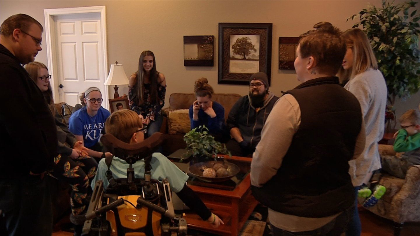 A group of parents and kids are devastated after getting word that the Muscular Dystrophy Association is discontinuing their summer camp.