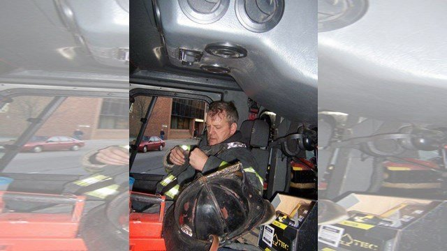 Fire Academy Lead Instructor Roger Rhoads lost his life from what officials say is an occupational illness. (KCFD)