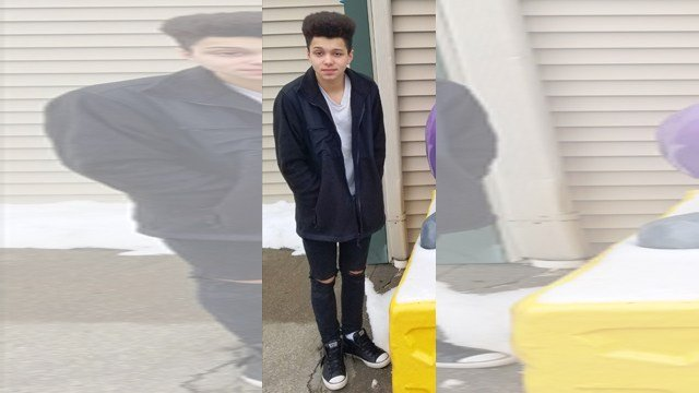 Angelo Serrano, 13, was last seen at his home in Grain Valley on Monday evening. (Grain Valley PD)