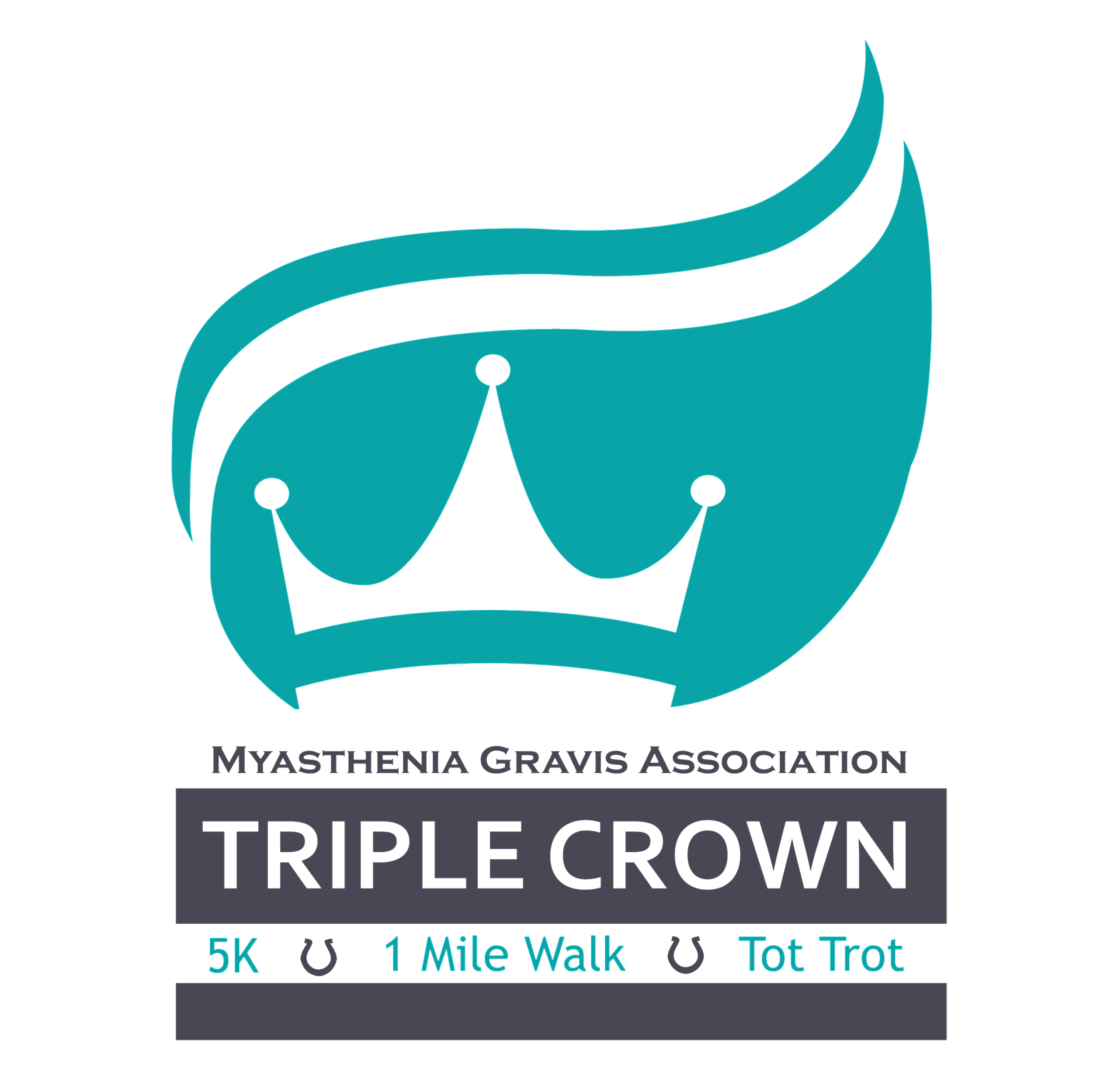 The MGA Triple Crown Showdown 5K Run/Walk, Mile Mosey and Tot Trot benefits those impacted with myasthenia gravis living in the Heartland. (MGA Triple Crown Showdown)