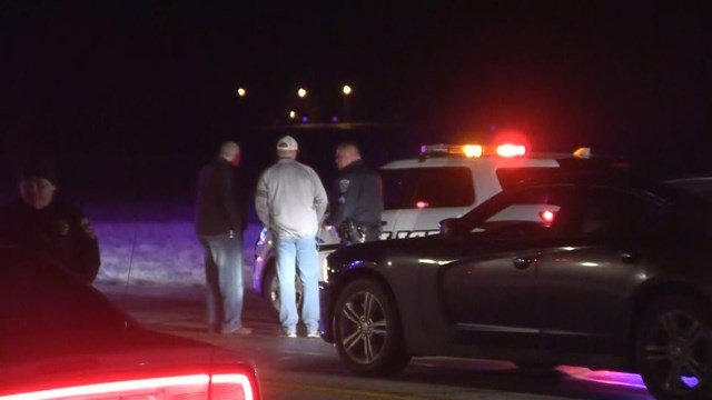At about 11:50 p.m., troopers say shots were fired. The man was seriously injured during the gunfire and was taken to an area hospital. (KCTV5)