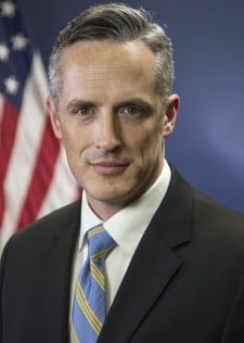 Tim Garrison is the United States Attorney for the Western District of Missouri. (Sean LaFianza/USAEO)
