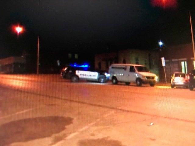 KCK shooting leaves 1 dead, 7 injured. (Andy Sherer, KCTV5 News)