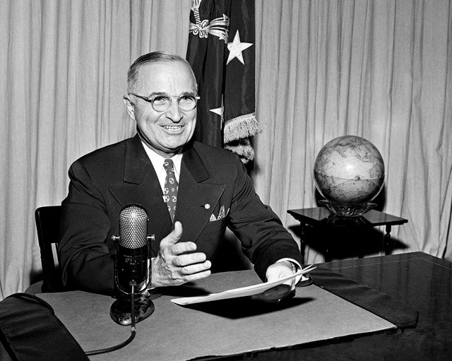 The recognition of Truman was announced Monday at the Harry S. Truman Library and Museum in Independence, Missouri. (AP)
