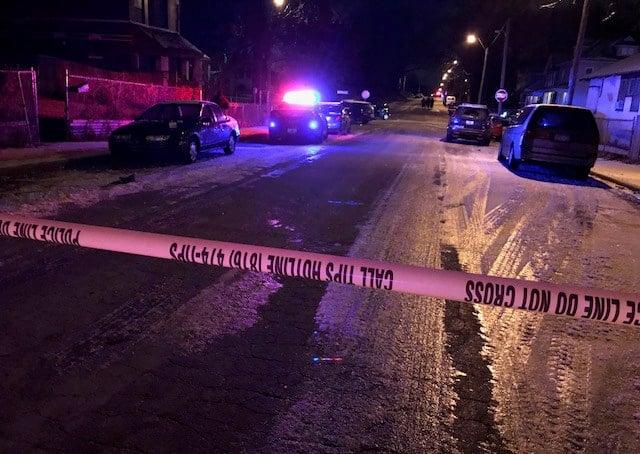 The shooting happened around 9:29 p.m. on Tuesday.(KCTV5)