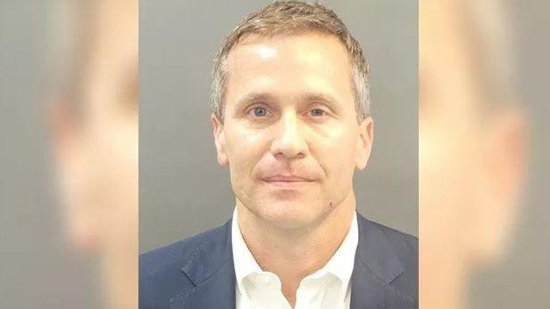 Missouri Gov. Eric Greitens