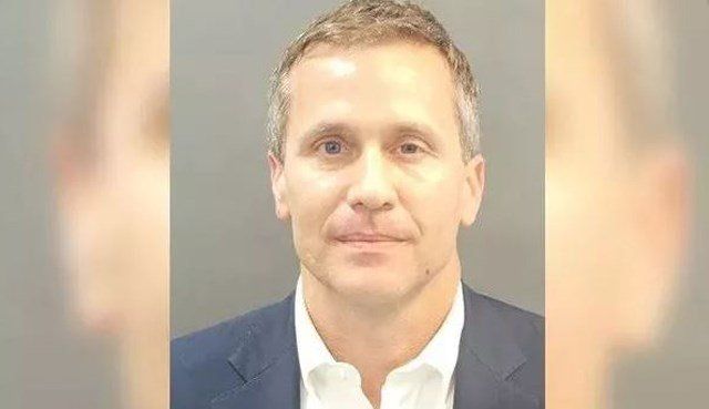 "Greitens released a statement saying he made a mistake but ""did not commit a crime."" (St. Louis Police Department)"