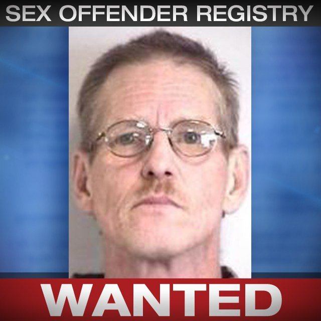 Floyd Vaughn has been arrested on a Clay County warrant for sex offender registration violation. (CrimeStoppers)
