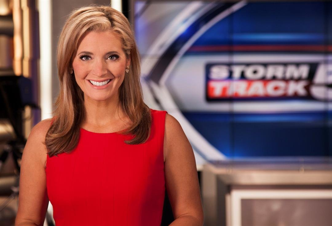 Veteran meteorologist Erin Little is the newest member of the KCTV5 StormTrack5 weather team. (KCTV5)