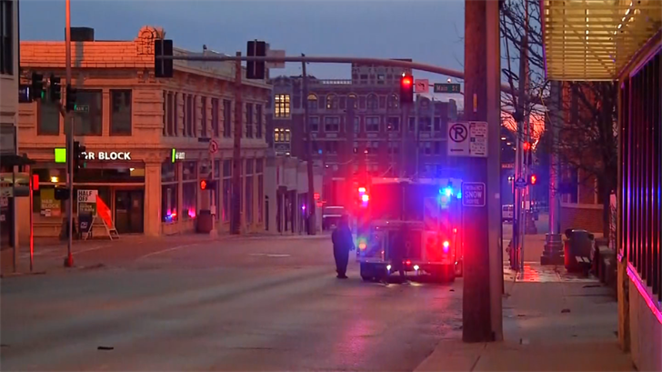 Police are investigating after a man was shot and killed in the area of 39th and Main early on Sunday.(KCTV)