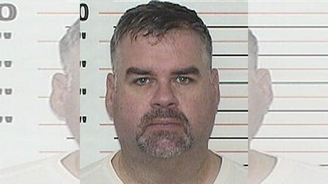 Joseph Mackey's mugshot. (KCTV)