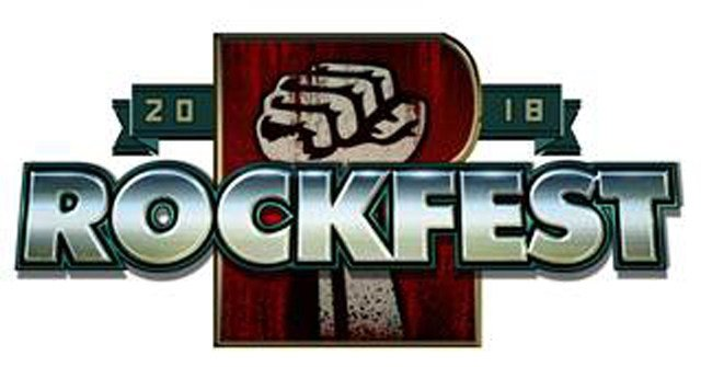 Five Finger Death Punch, Ghost, Stone Temple Pilots and Vince Neil will headline the event. (The Rock 98.9 FM)