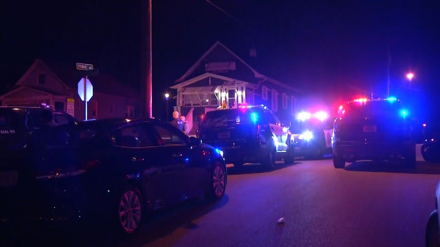 Germaine D. Owens,of KansasCity, MO died about 8:45 p.m. near Stewart Avenue and Springfield Boulevard. (KCTV5)