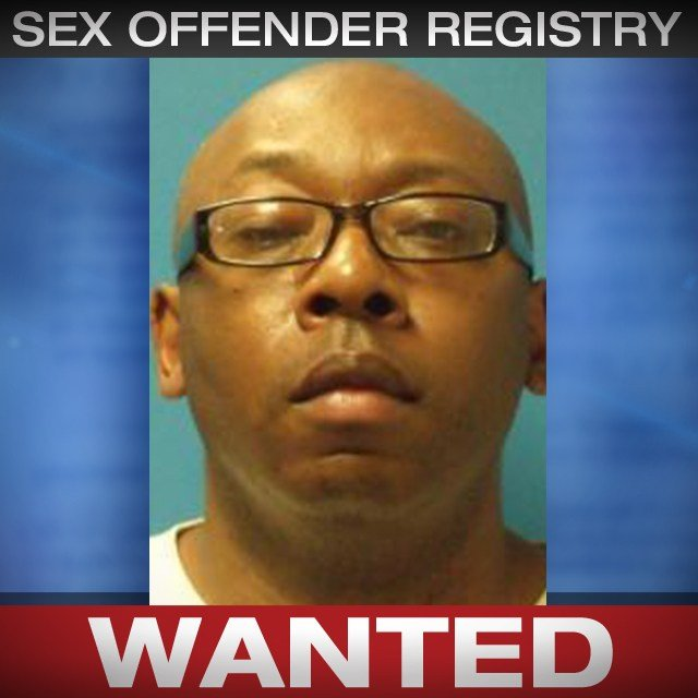 Donzell Moore is wanted on a Jackson County probation violation warrant for rape. (CrimeStoppers)